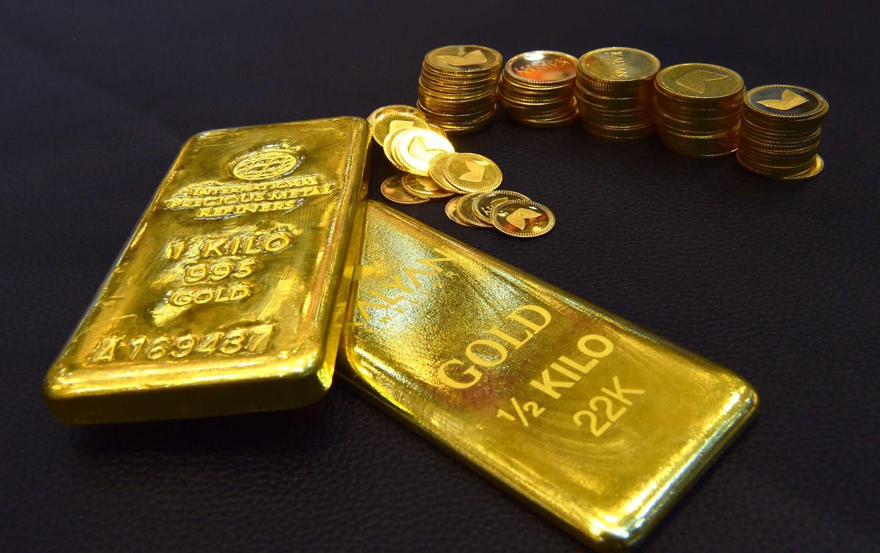 Giá vàng hôm nay 24/2: Tăng hơn 1% trên thị trường quốc tế - Ảnh 1.