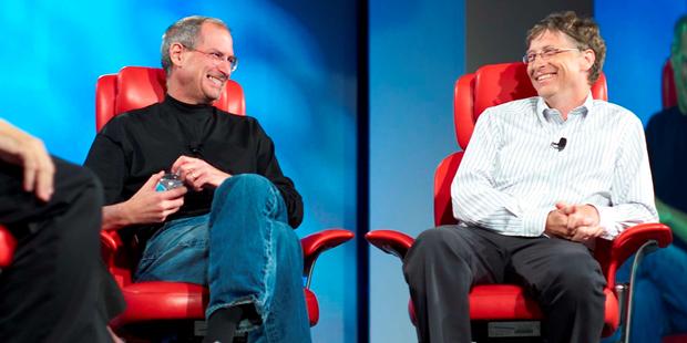 """Bill Gates: Steve Jobs đã dùng """"phép thuật"""" để cứu Apple - Ảnh 1."""