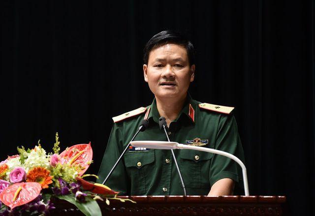 Bộ Quốc phòng đang làm các thủ tục kỷ luật nguyên Thứ trưởng Nguyễn Văn Hiến - Ảnh 2.