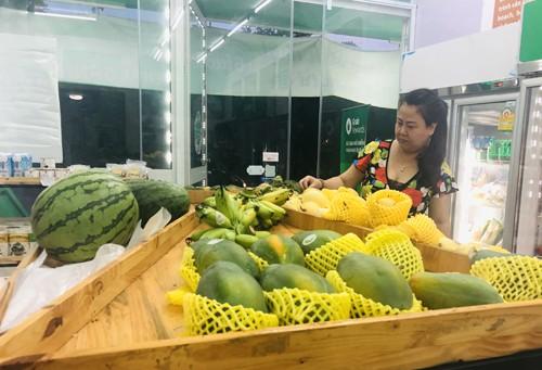 Chuỗi thực phẩm sạch - ngành kinh doanh không 'dễ ăn' - Ảnh 2.