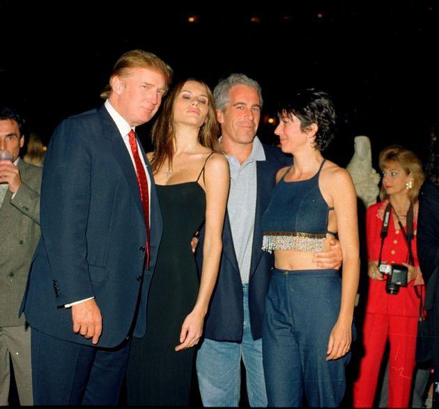 getty Trump Jeffrey Epstein