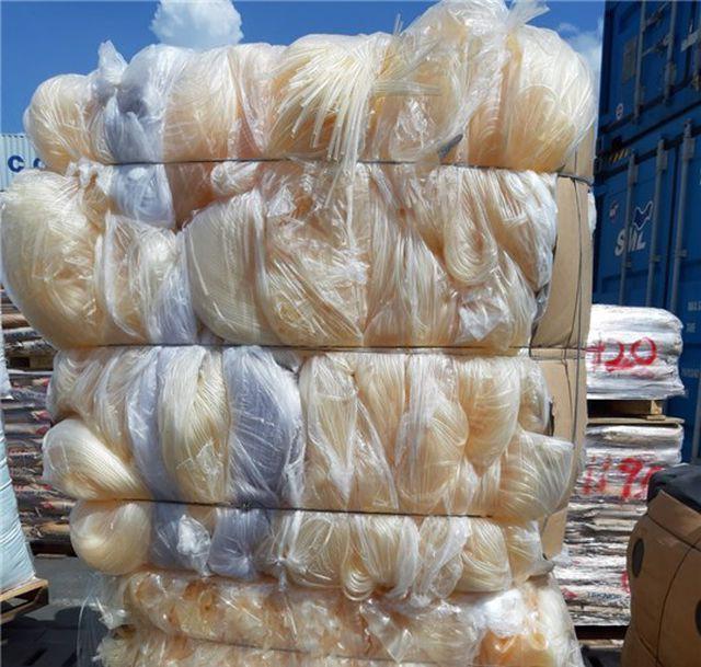Phát hiện hàng chục tấn phế liệu 'ẩn mình' trong container - Ảnh 1.