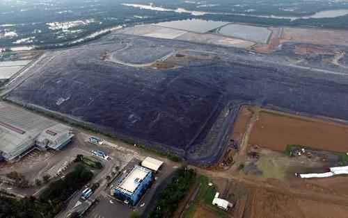 Bãi rác ở TP HCM được đề xuất thành khu đô thị xanh - Ảnh 2.