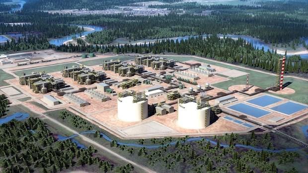 Canada sẽ xuất khẩu khí đốt hóa lỏng sang châu Á vào 2024 - Ảnh 1.