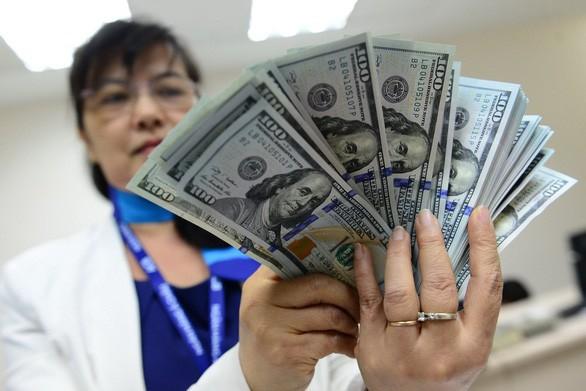 Giá USD trong nước ổn định trở lại - Ảnh 1.