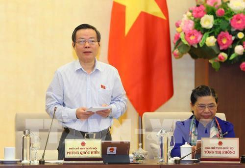 Thống nhất ý kiến Ủy ban Chứng khoán Nhà nước trực thuộc Bộ Tài chính - Ảnh 3.