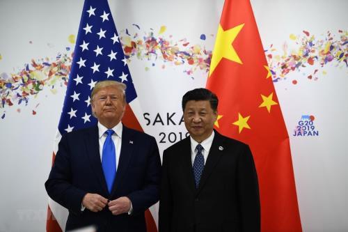 Mỹ và Trung Quốc chỉ còn ba tuần để tránh đàm phán thương mại đổ vỡ - Ảnh 1.