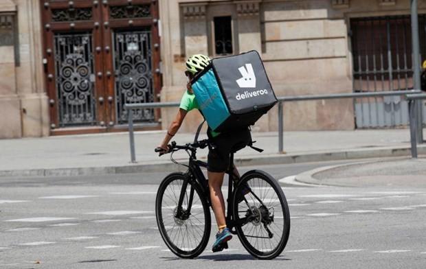 Dịch vụ giao đồ ăn Deliveryoo của Anh sắp ngừng hoạt động ở Đức - Ảnh 1.