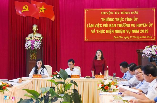 Quảng Ngãi yêu cầu dừng ngay việc rao bán trái phép đất dự án FLC - Ảnh 1.