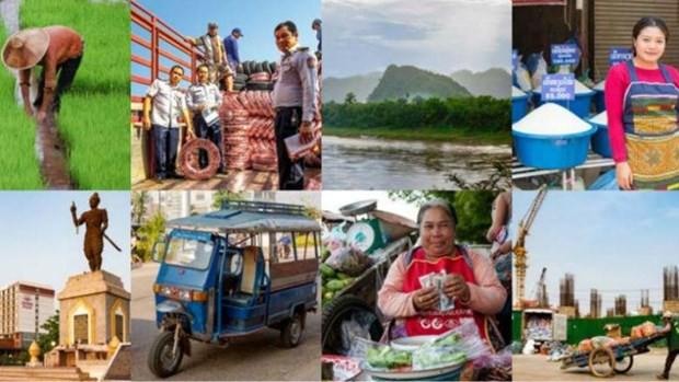 Ngân hàng Thế giới lạc quan về tăng trưởng kinh tế của Lào - Ảnh 1.