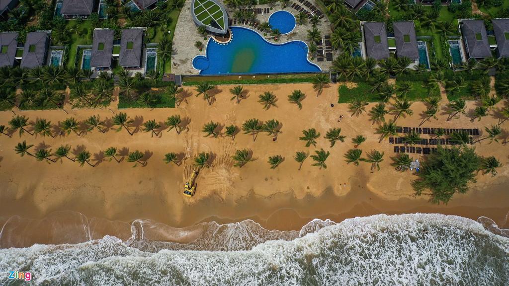 Rừng bê tông chắn kín bờ biển Phú Quốc - Ảnh 12.