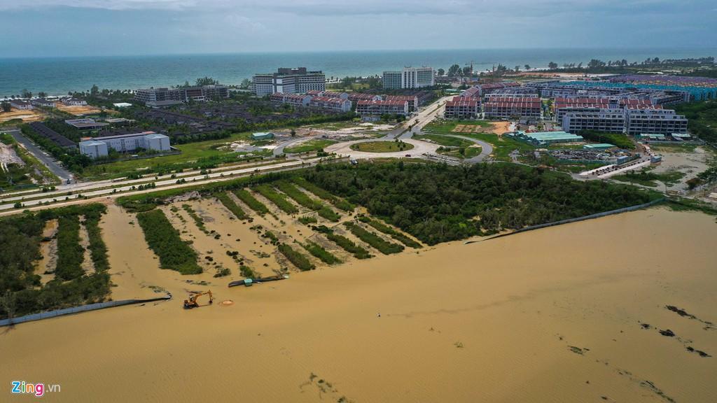 Rừng bê tông chắn kín bờ biển Phú Quốc - Ảnh 13.