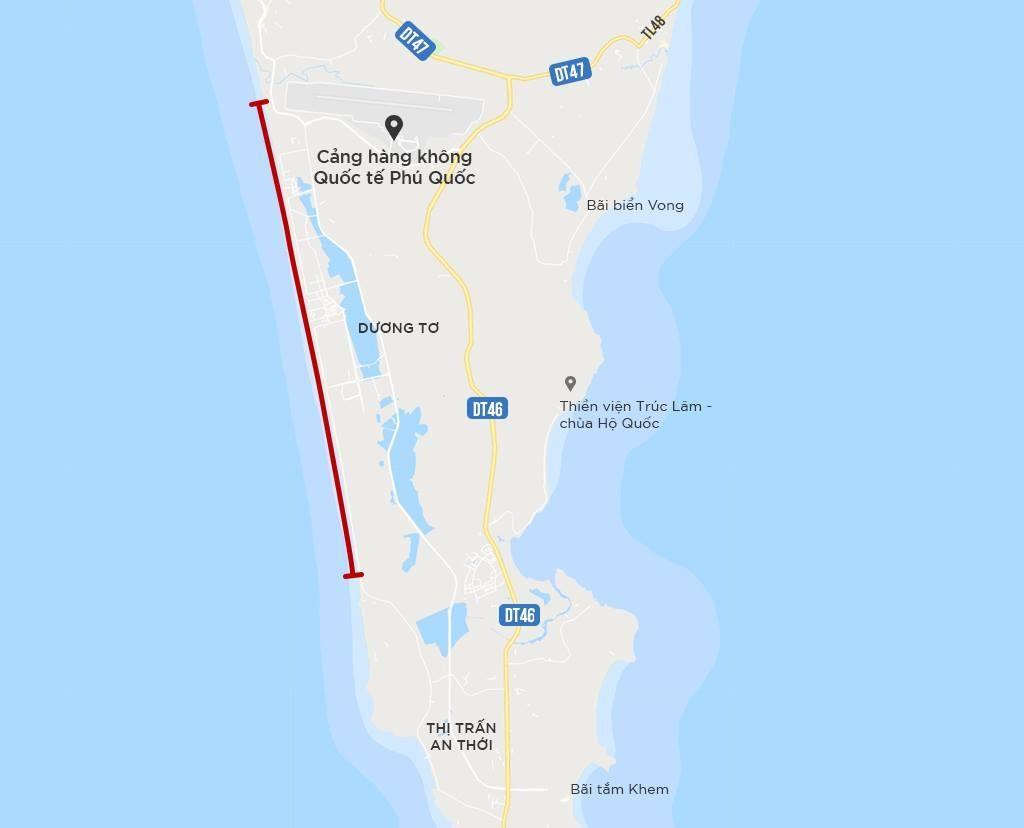Rừng bê tông chắn kín bờ biển Phú Quốc - Ảnh 17.
