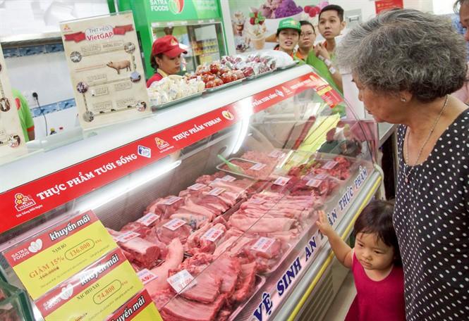 Thực hư thịt lợn Mỹ nhập về giá 1 USD/kg - Ảnh 2.