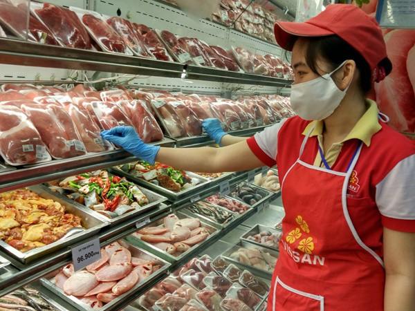 Thịt heo nhập khẩu khó cạnh tranh ở Việt Nam - Ảnh 2.