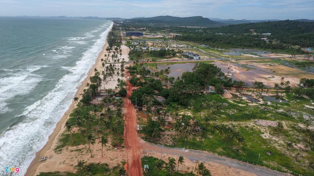 Rừng bê tông chắn kín bờ biển Phú Quốc - Ảnh 2.