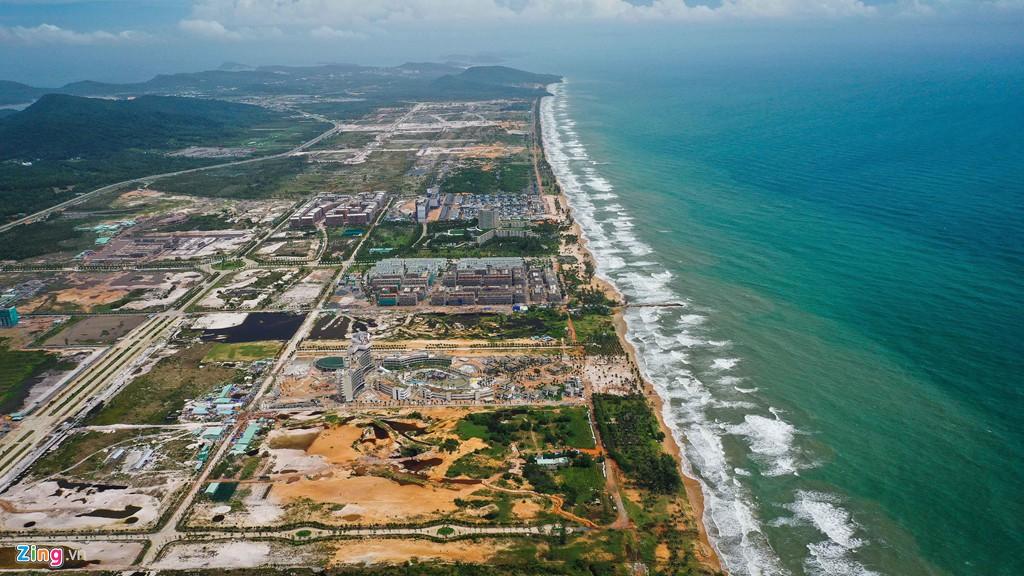 Rừng bê tông chắn kín bờ biển Phú Quốc - Ảnh 3.