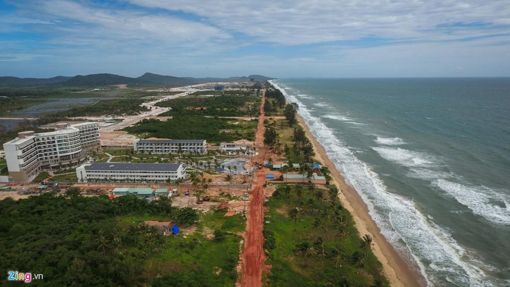 Rừng bê tông chắn kín bờ biển Phú Quốc - Ảnh 4.