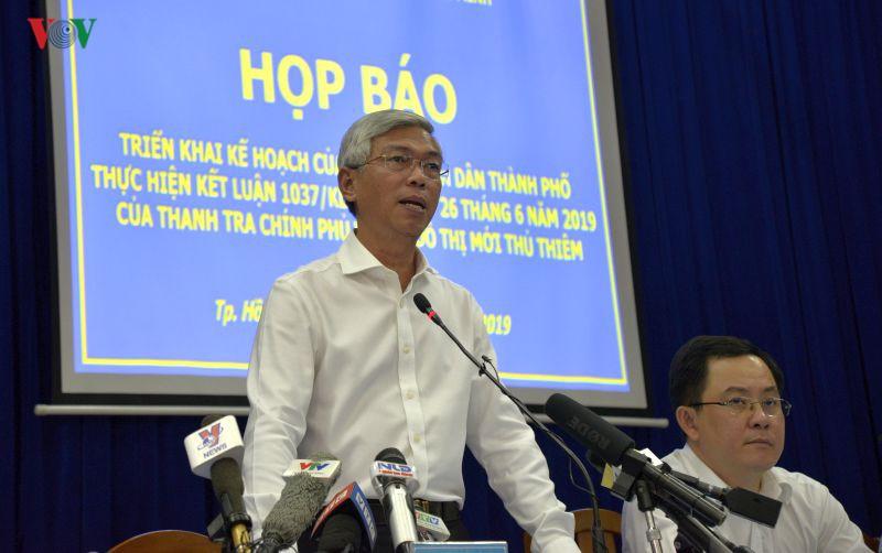 Người dân Thủ Thiêm nói gì sau cuộc họp báo của UBND TPHCM - Ảnh 2.