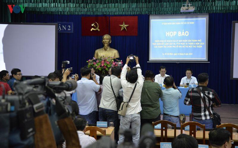 Người dân Thủ Thiêm nói gì sau cuộc họp báo của UBND TPHCM - Ảnh 3.
