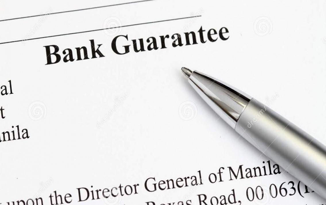 bảo lãnh ngân hàng (bank guarantee) là gì? qui định của pháp luật về bảo lãnh ngân hàng