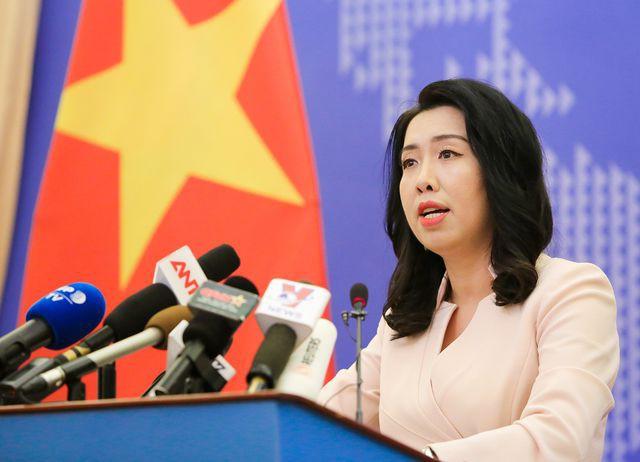 Tàu Trung Quốc quay trở lại xâm phạm vùng đặc quyền kinh tế của Việt Nam - Ảnh 1.