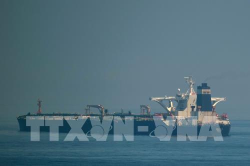 Bộ Tư pháp Mỹ ra lệnh bắt tàu chở dầu Grace 1 của Iran - Ảnh 2.