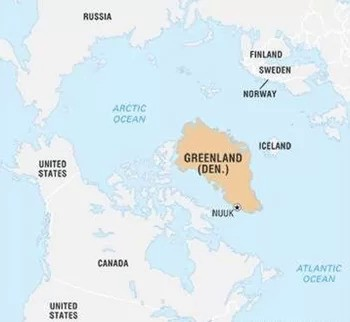 Lý do Trump muốn mua đảo Greenland - Ảnh 2.