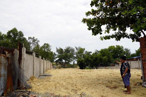 Ngân hàng nhận thế chấp cả đất công viên, cây xanh của dự án - Ảnh 1.