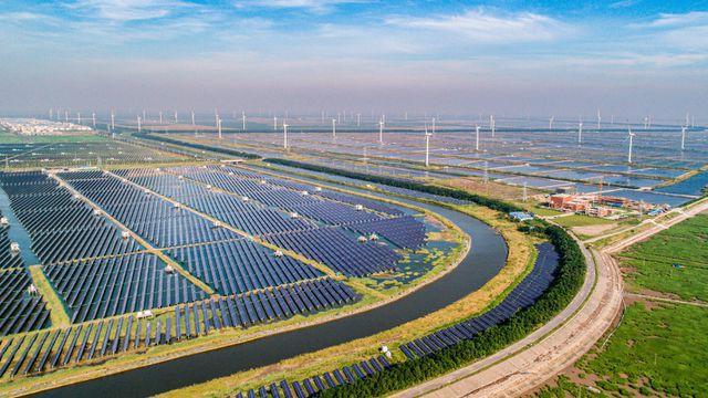 Trung Quốc vượt Mỹ và Nhật Bản thống trị cuộc đua năng lượng tái tạo - Ảnh 1.