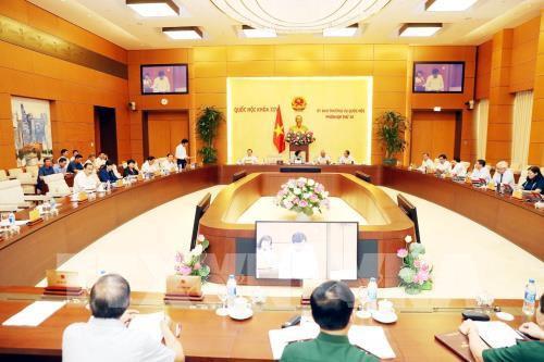 Phân công chuẩn bị Phiên họp thứ 36 của Ủy ban Thường vụ Quốc hội - Ảnh 1.