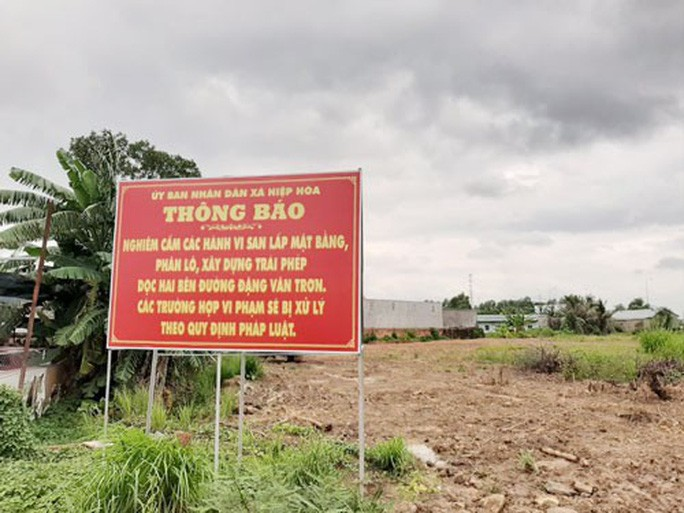 Cò hét giá đất Biên Hòa lên tận nóc - Ảnh 1.