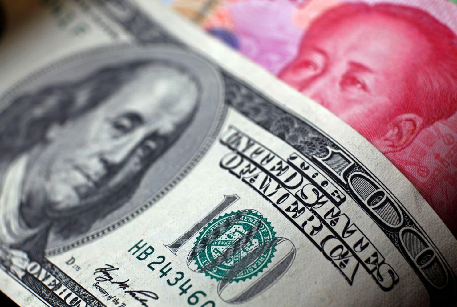 IMF cảnh báo chính sách thuế sẽ không giúp Mỹ giảm thâm hụt thương mại - Ảnh 1.