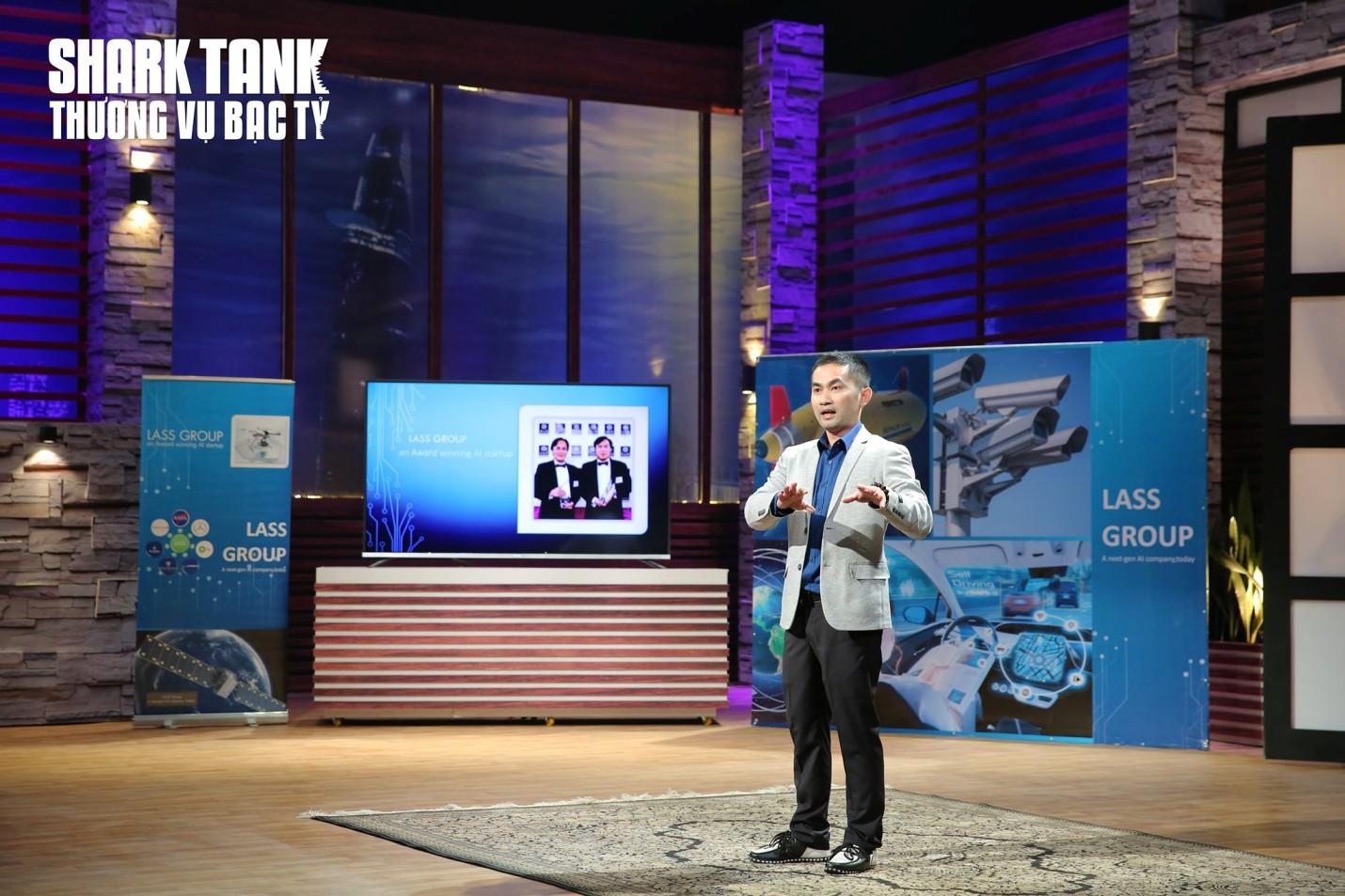 Tham vọng sánh ngang Google, chàng Việt kiều gọi vốn 5 triệu USD trên Shark Tank Việt Nam - Ảnh 1.