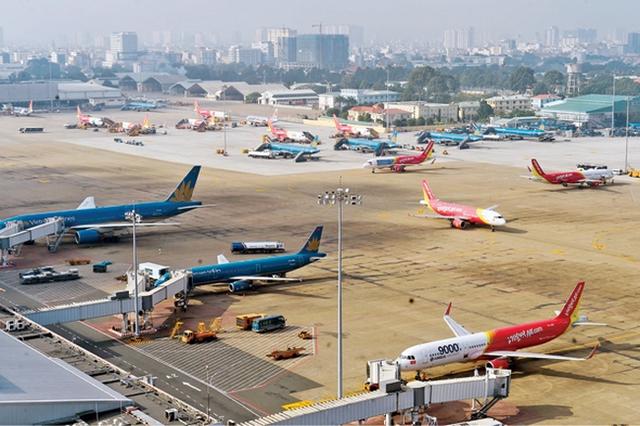 Vì sao diện tích sân bay Tân Sơn Nhất hiện chỉ bằng 1/4 so với năm 1975? - Ảnh 2.