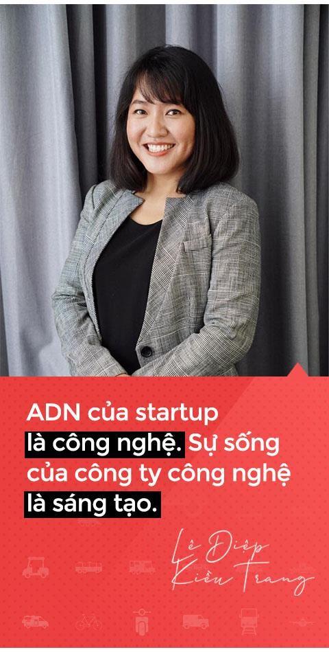 CEO Go-Viet Lê Diệp Kiều Trang: 'Tôi từng lo cả gia đình sẽ ra đường' - Ảnh 8.