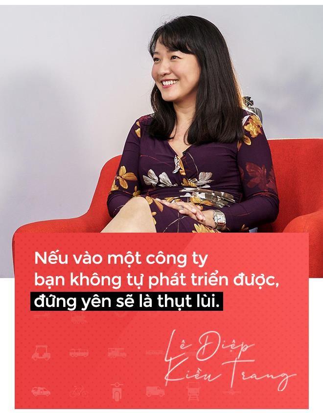 CEO Go-Viet Lê Diệp Kiều Trang: 'Tôi từng lo cả gia đình sẽ ra đường' - Ảnh 10.