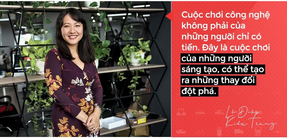 CEO Go-Viet Le Diep Kieu Trang: 'Toi tung lo ca gia dinh se ra duong' hinh anh 5