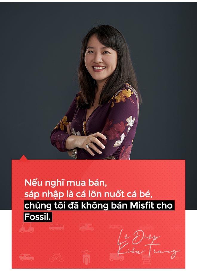 CEO Go-Viet Lê Diệp Kiều Trang: 'Tôi từng lo cả gia đình sẽ ra đường' - Ảnh 5.