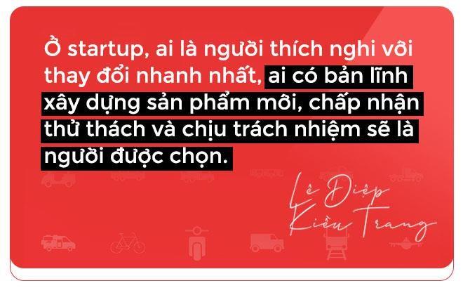 CEO Go-Viet Le Diep Kieu Trang: 'Toi tung lo ca gia dinh se ra duong' hinh anh 8