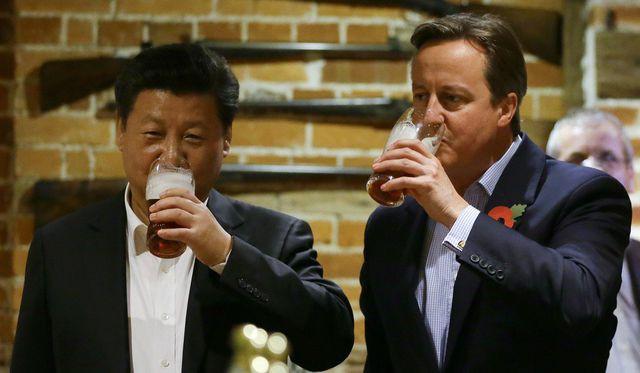Giới siêu giàu Trung Quốc bắt tay vào đầu tư mạnh mẽ tại Anh - Ảnh 1.