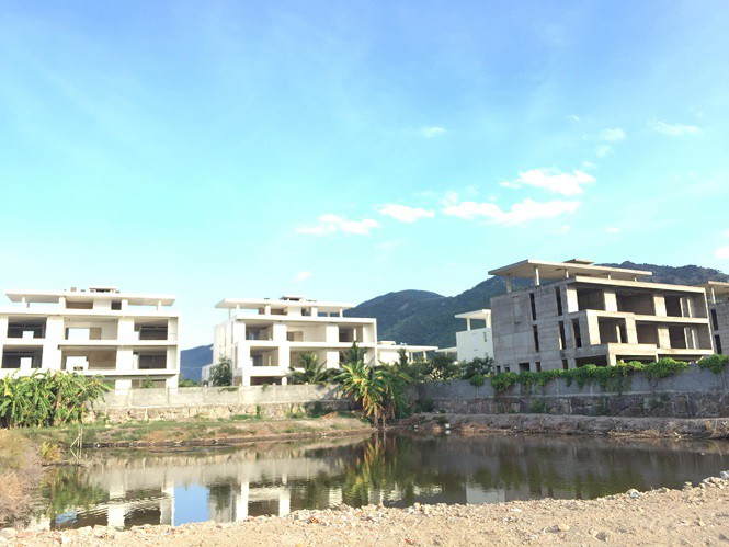 Cận cảnh các dự án 'đất vàng' khiến lãnh đạo tỉnh Khánh Hoà bị đề xuất kỷ luật - Ảnh 8.