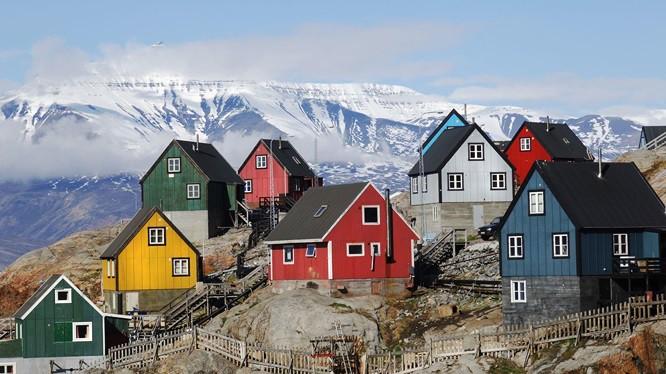 Không chỉ Mỹ, Trung Quốc cũng đang dòm ngó Greenland - Ảnh 1.