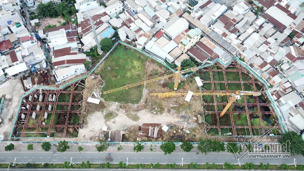 Cận cảnh 3 dự án bất động sản ở Sài Gòn đã chuyển cơ quan điều tra - Ảnh 7.