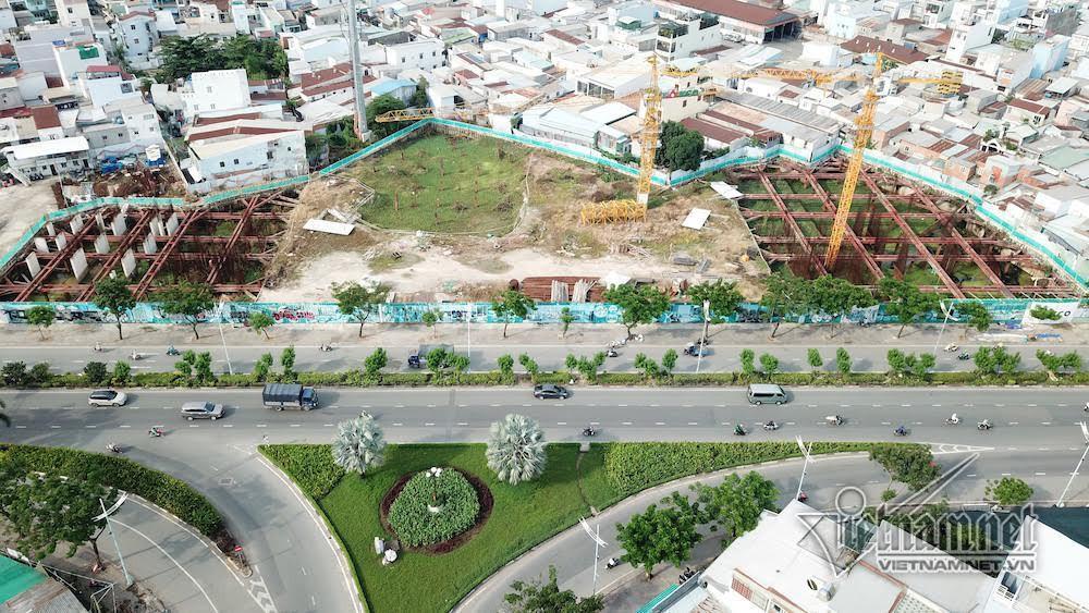 Cận cảnh 3 dự án bất động sản ở Sài Gòn đã chuyển cơ quan điều tra - Ảnh 8.