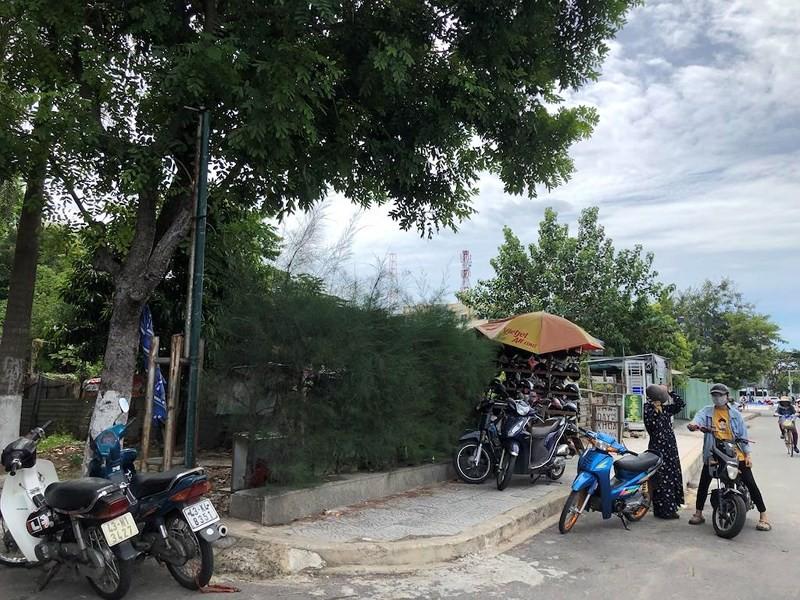 Đà Nẵng: Đất công viên trả lại cho công viên - Ảnh 1.