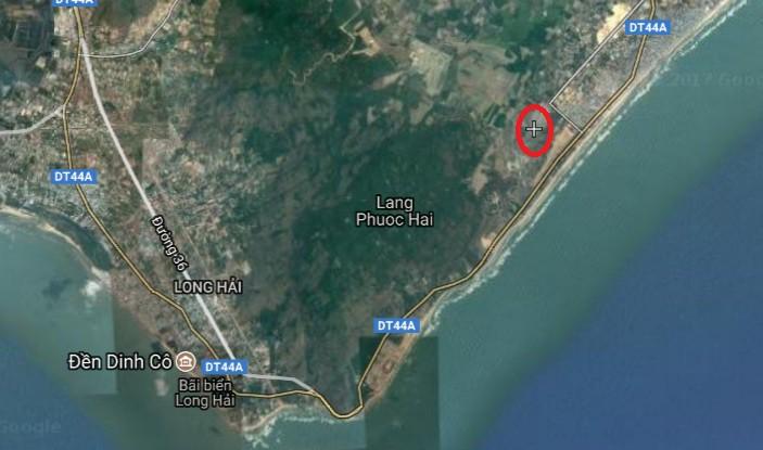 Ai là ông chủ dự án sân golf 800 tỷ đồng đang 'đắp chiếu' ở Bà Rịa - Vũng Tàu? - Ảnh 1.