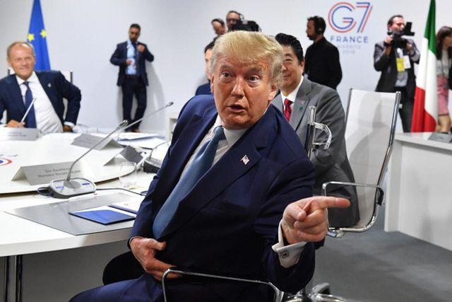 Tổng thống Donald Trump khẳng định Trung Quốc đã gọi cho Mỹ để cầu xin một thỏa thuận - Ảnh 1.