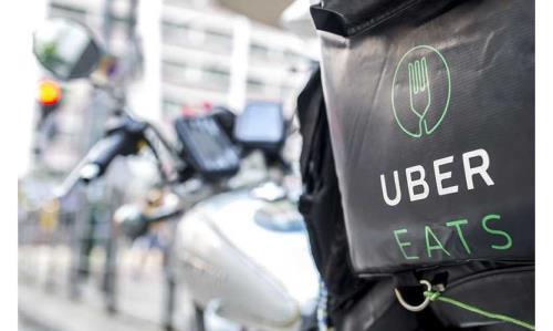 Thử nghiệm dịch vụ Uber Eats giao đồ ăn và hàng tiêu dùng ở Nhật Bản - Ảnh 1.