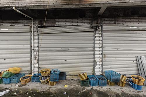 Nhà xưởng Trung Quốc bị bỏ không vì chiến tranh thương mại - Ảnh 1.